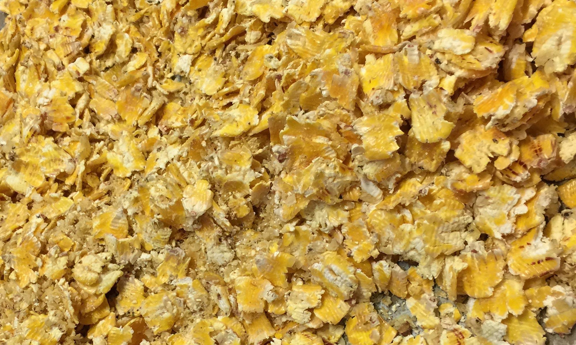 corn flaking